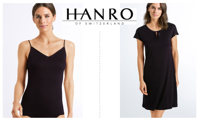Hanro|AW20|Alexandrite|Cotton Seamless|Nightwear|Fia|