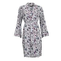 Harriet Woven|Cyberjammies|wrap|dressing gown|summer dressing gown|house coat