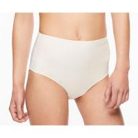 Chantelle|Prime|High|Waisted|Brief|C12B80|Golden|Beige|