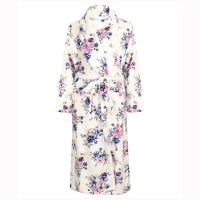 HC2313|Slenderella|floral|fleece|housecoat|dressing gown|ladies dressing gown|gifts for her|gifts for mum|gifts for nan|Pollard and Read