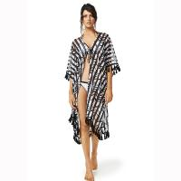 Moontide|long|kimono|M2022KA|ladies beachwear|cover up|sun wear|Pollard and Read|brand name|