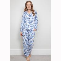 Ophelia|Cyberjammies|3753|3754|matching pyjamas|summer pyjamas|ladies|gifts for her|
