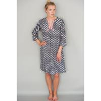 CaroLondon|Florence|Kaftan|Nightie|nightdress|ladies nightwear|summer|summer nightwear