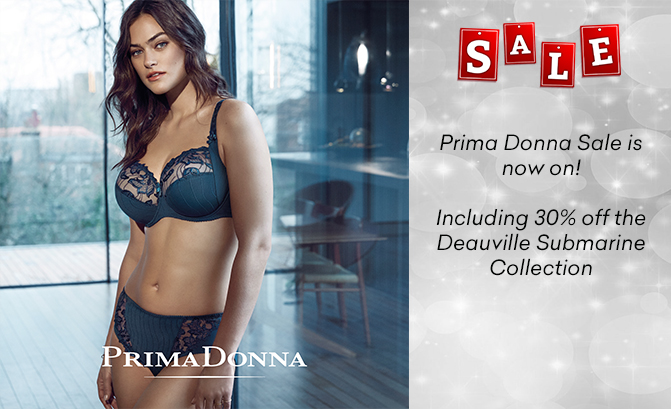 Prima Donna|Lingerie|sale|jan sale|boxing day|deauville|